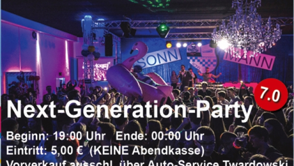Next Generation Party - FAQ